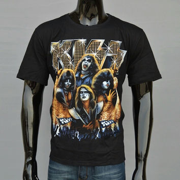 KISS Rock Band T-Shirt