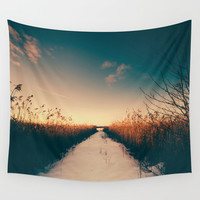 why move Wall Tapestry by HappyMelvin