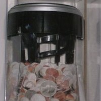Money Jar Digital Coin Counter