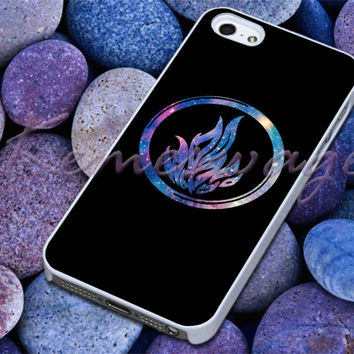 Divergent Dauntless 2 Cover - iPhone 4 4S iPhone 5 5S 5C and Samsung S3 S4 Case