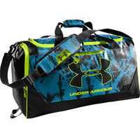 Under Armour Hustle Storm Duffle Bag - Medium at City Sports