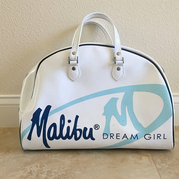 Malibu Dream Girl Bag 90s Vintage