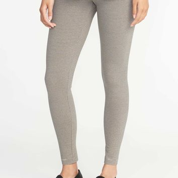 Printed Jersey Leggings for Women | Old Navy