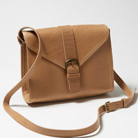 Leather Crossbody Satchel: BAGS | Free Shipping at L.L.Bean