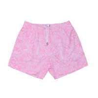 Bermies Trunks Coral Pink Classics