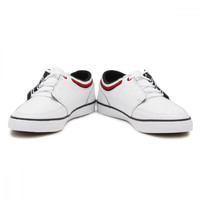 Tommy Hilfiger Mens White Harrington 8A Trainers
