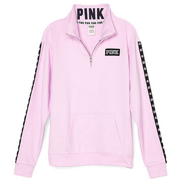 Boyfriend Half-Zip - PINK - Victoria's from VS PINK