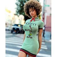 GUCCI Women Short Sleeve Dress