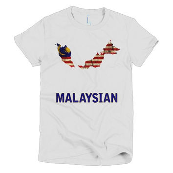 The Malaysian Flag T-Shirt