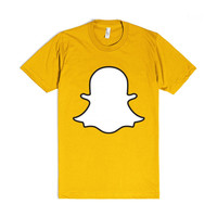 Snapchat Basic Ghost Shirt | Snapshirts