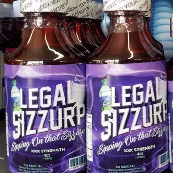 Legal Lean Sizzurp 4oz