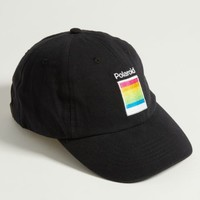 Polaroid Patched Dad Hat