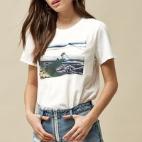 LA Hearts Fishing Wave T-Shirt at PacSun.com