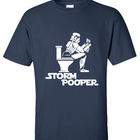 Star Wars Storm Pooper shirt