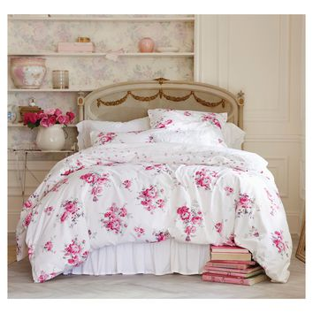 Simply Shabby Chic® Sunbleached Floral Duvet Set