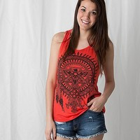 Freshwear Eagle Dream Catcher Tank Top