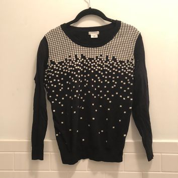 UO Patterned Sweater