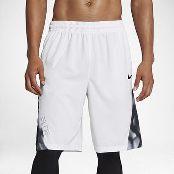 "The Nike Dry Men's 11"" Basketball Shorts."