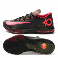 Cheap Nike Zoom Kevin Durant KD VI Basketball shoes Milk Ice Cream Wholesale Price Free Shipping