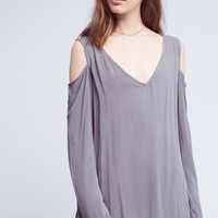 Cass Open-Shoulder Top