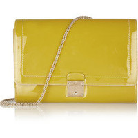 Marc Jacobs | All In One patent-leather shoulder bag | NET-A-PORTER.COM