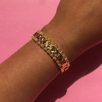 The Golden Rule Bracelet