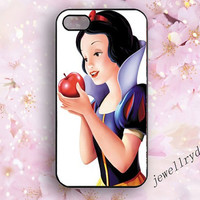 Snow White iPhone case,Disney Snow White iphone 4/4s case,poisoned apple iPhone 5/5s,iPhone 5c,Samsung S3/S4/S5 Cell Phone,wicked queen