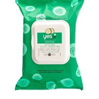 Yes To Cucumbers Daily Soothing Cleansing Wipes x 30