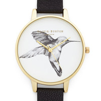 Olivia Burton Critters Humming Home Watch