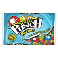 American Licorice Sour Punch Punchies Chewy Candy 14 oz