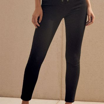 PacSun Magic Black High Rise Jeggings at PacSun.com