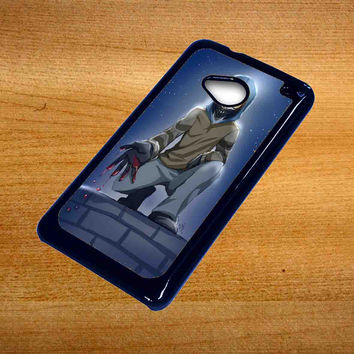 Creepypasta Ticci Toby For Htc One M7 Case *76*
