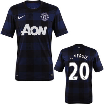 Van Persie Jersey Manchester United Youth / Boys