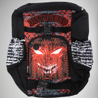 Disturbed 'Metal Face' Backpack