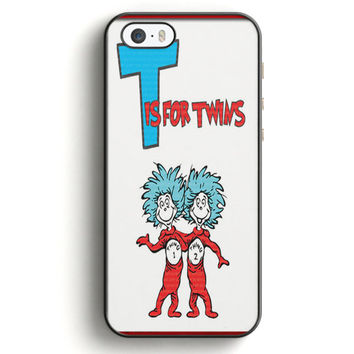 Thing 1 And Thing 2 iPhone 5|5S Case | Aneend
