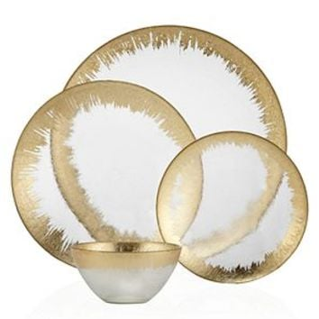 Solaris Dinnerware - Sets of 4 | Regal Romance | Dining Room | Inspiration | Z Gallerie
