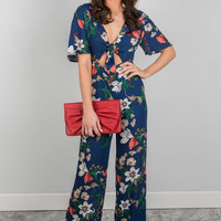 Truly Iconic Jumpsuit, Blue