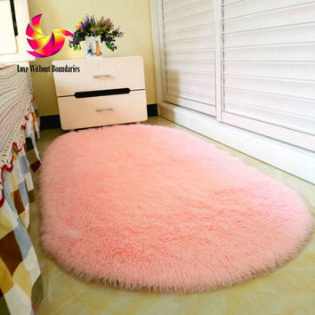 Warm and sweet bedroom carpet, living room, parlor, hallway soft carpet , romance soft rug