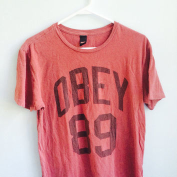 obey 89 t shirt