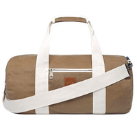 The Weekend Duffle Bag in Tobacco