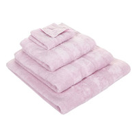 Coniston Pale Rose Towel - Face Cloth from Designers Guild