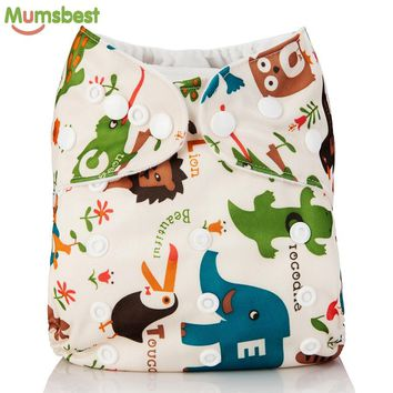 Washable Baby Diaper Covers and Insert