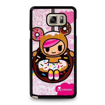 TOKIDOKI DONUTELLA Samsung Galaxy Note 5 Case Cover