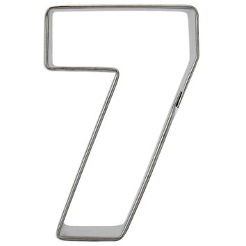 Number 7 Cutter