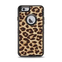 The Simple Vector Cheetah Print Apple iPhone 6 Otterbox Defender Case Skin Set