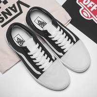 FEAR OF GOD VANS Old skool Classic white casual shoes