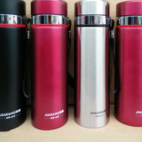 Stainless Steel Tea Water Coffee Flask Vacuum Thermos Cup Travel Mug = 1697489476