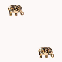 Cheery Elephant Studs