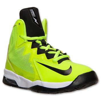 Boys' Grade School Nike Air Max Stutter Step 2 Basketball Shoes