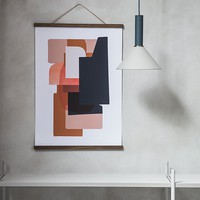 Ferm Living Abstraction Print
